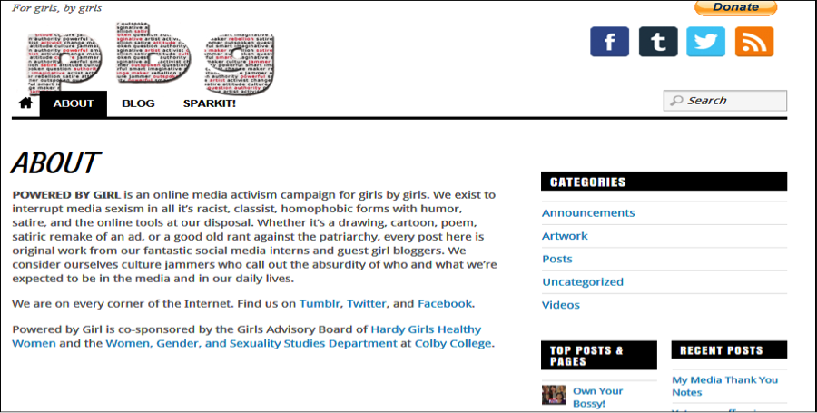 http://poweredbygirl.org/